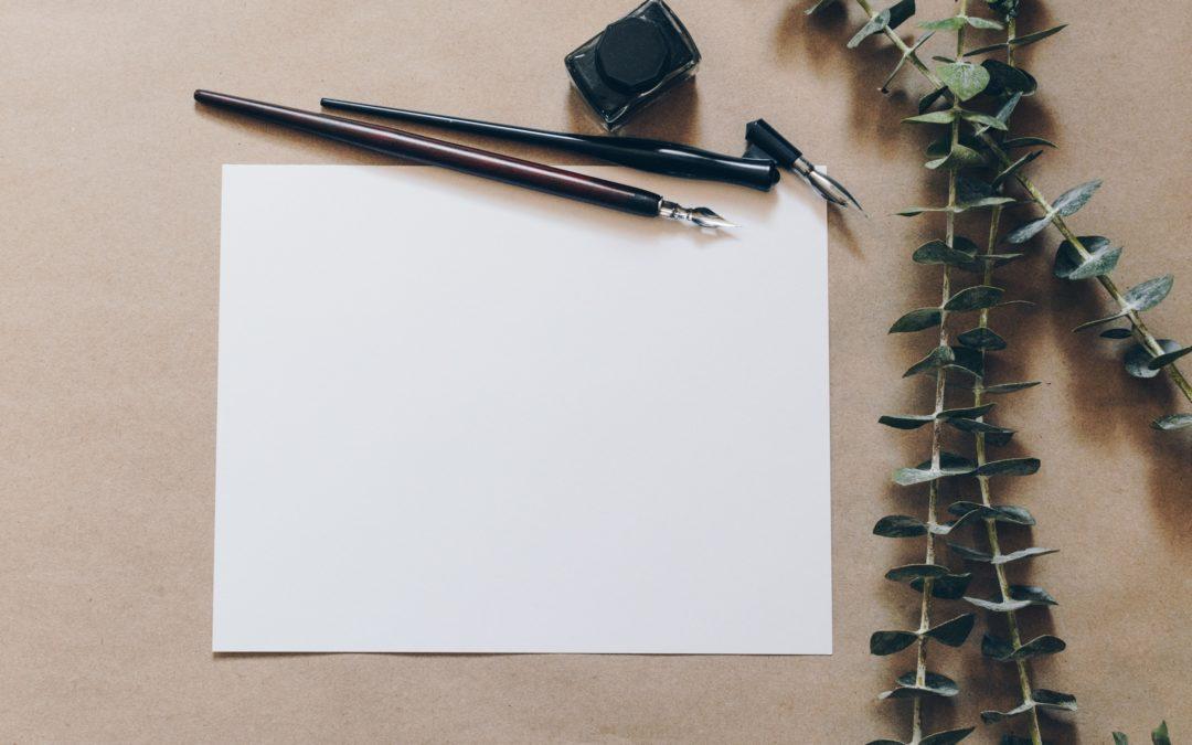 4 Raisons d'écrire votre Autobiographie